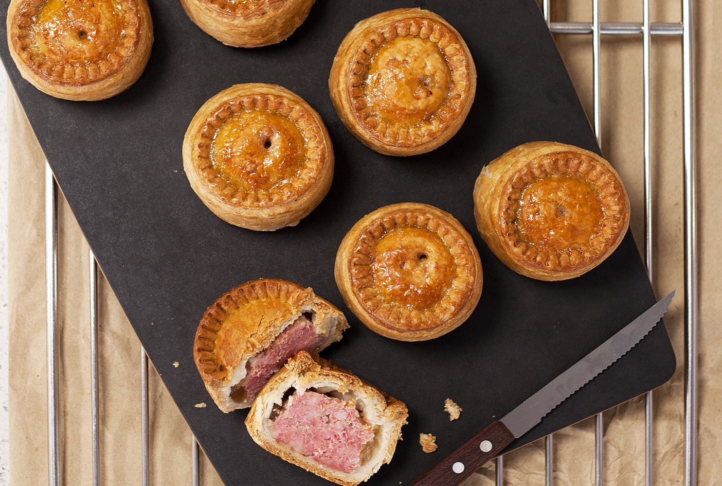 CHAMPION COMPLETE PORK PIE MIX