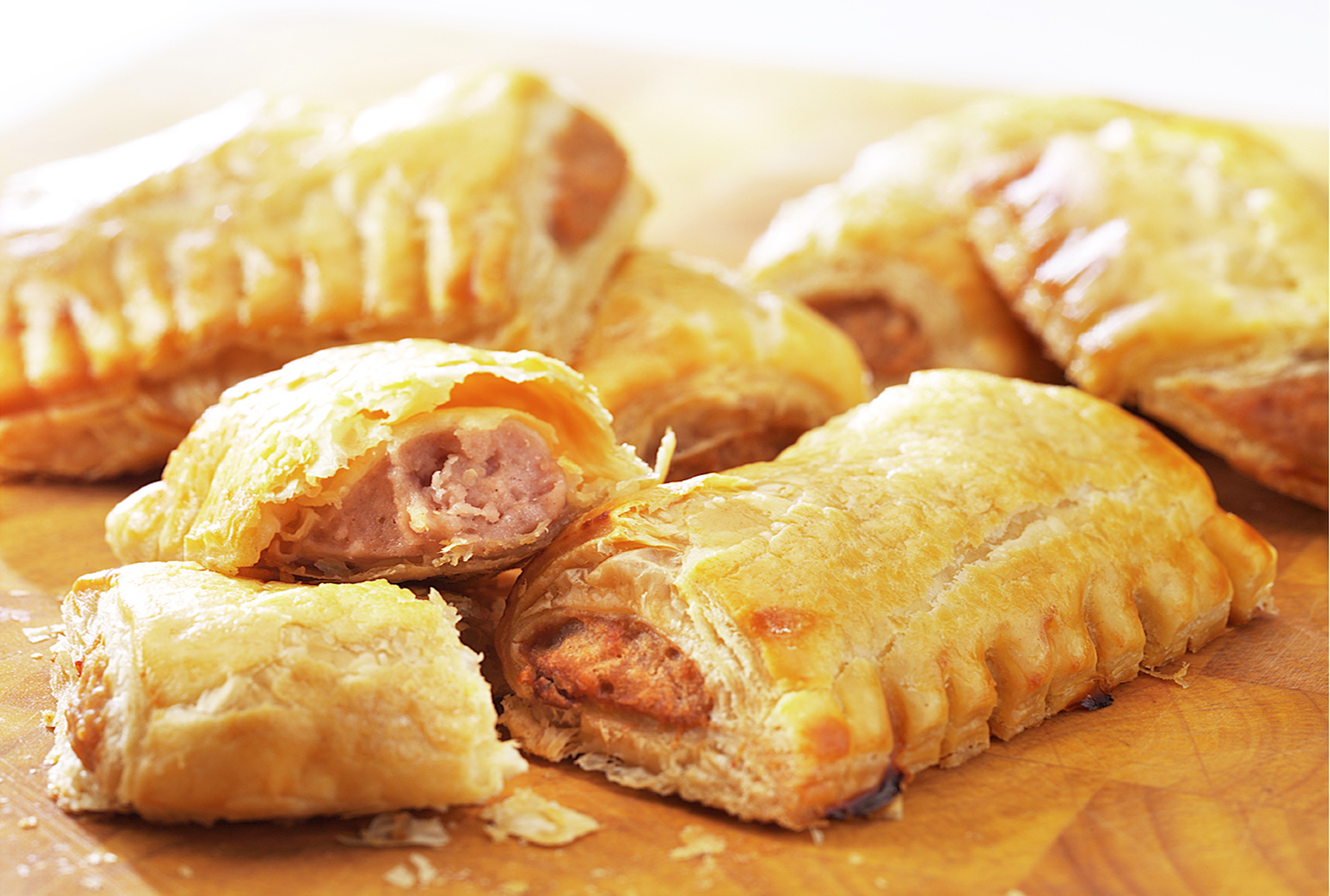 TYKE SPICEY BUT NICEY SAUSAGE ROLL MIX