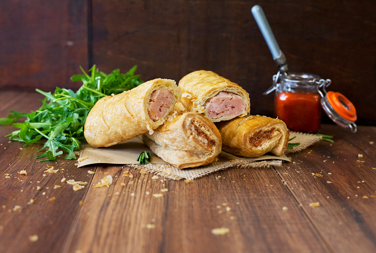 TYKE SAUSAGE ROLL MIX