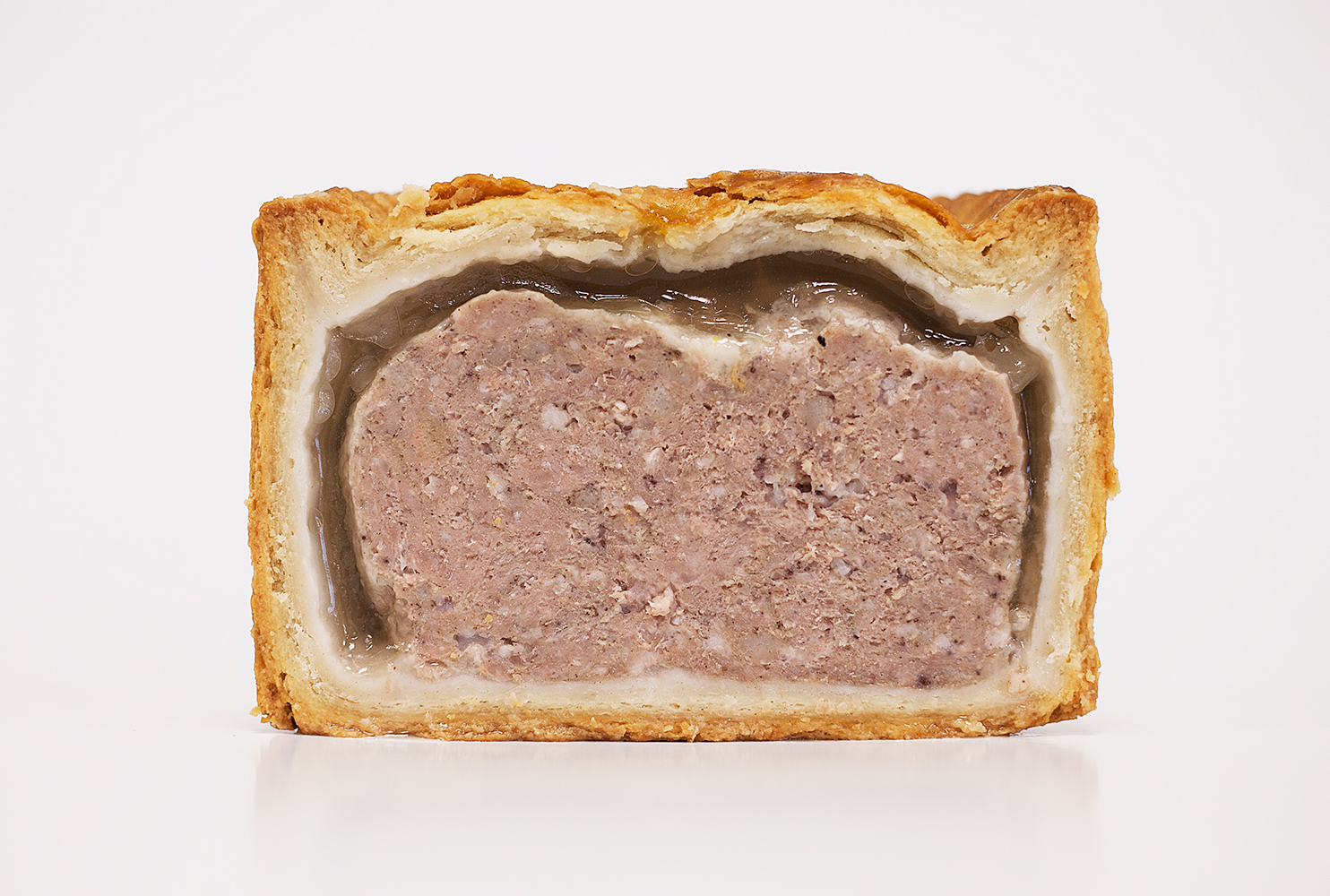 CHAMPION PORK PIE MIX NO CURE