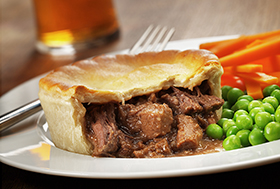 DALESMAN RICH ROAST BEEF GRAVY MIX