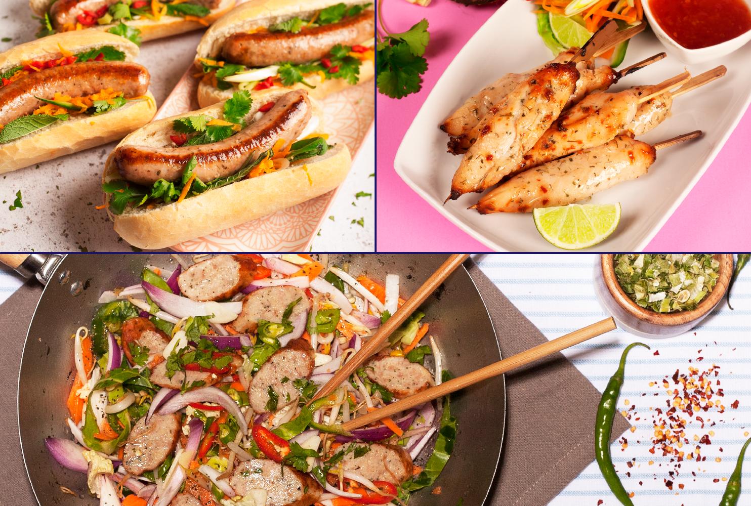 Thai BBQ Bundle