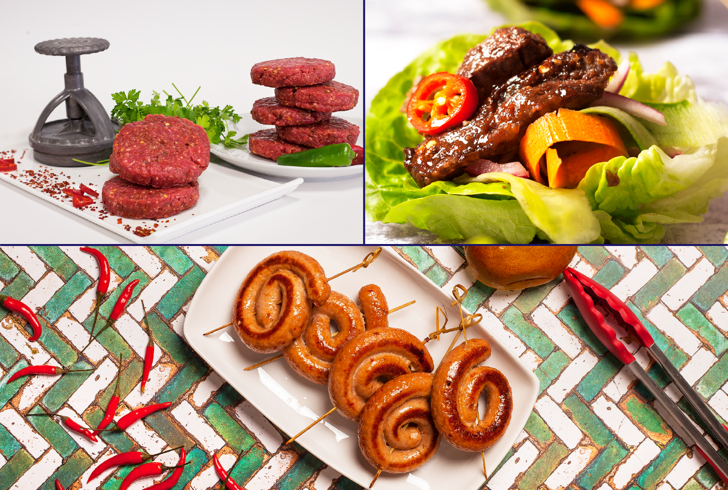Pan-Asian BBQ Bundle