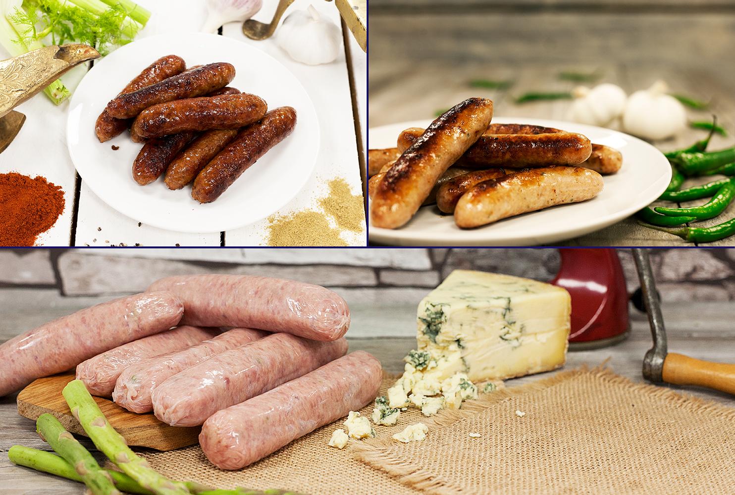 Gourmet Sausage Bundle