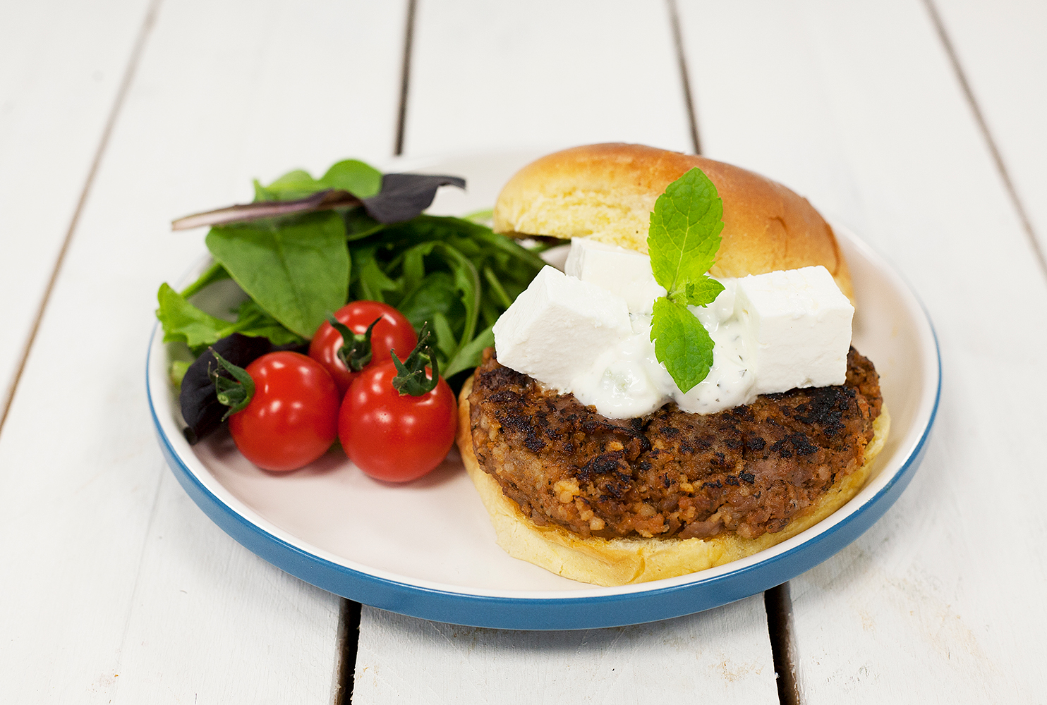 DALESMAN SPECIAL LAMB & MINT BURGER MIX