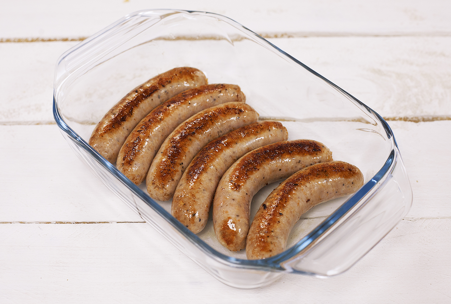 GLUTEN FREE ONION & CRACKED BLACK PEPPER SAUSAGE MIX