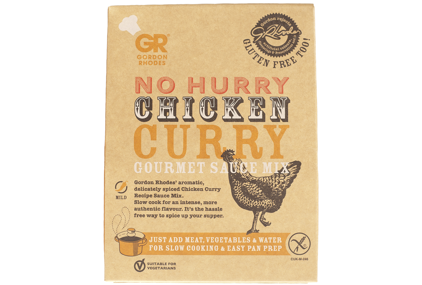 GR CURRY SAUCE MIX SRP