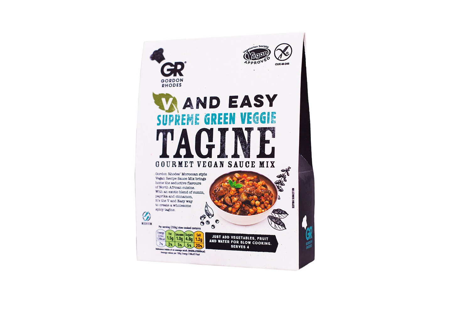 GR V & EASY TAGINE SAUCE MIX SRP