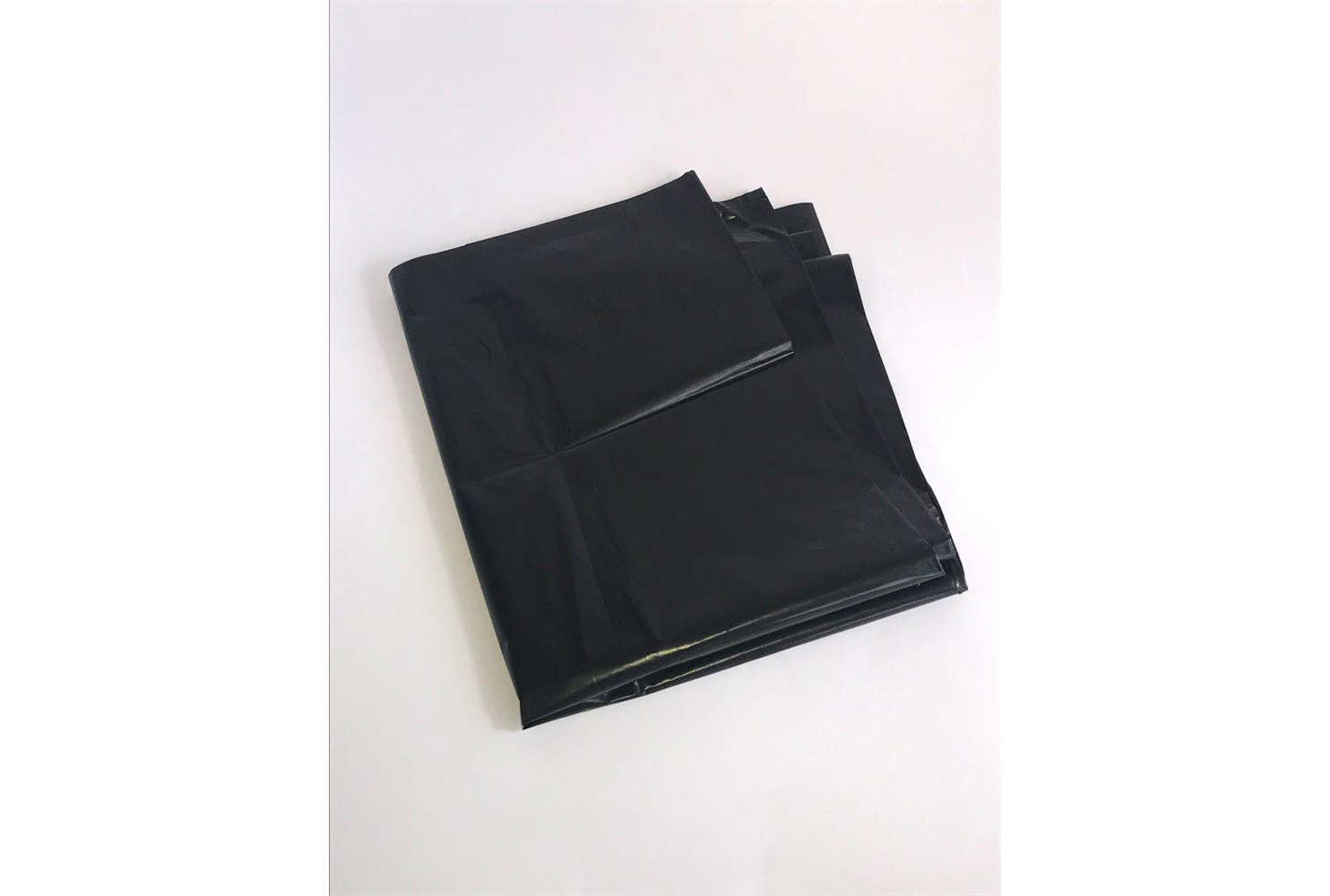 BLACK SACKS 18X29X39 30 MICRON