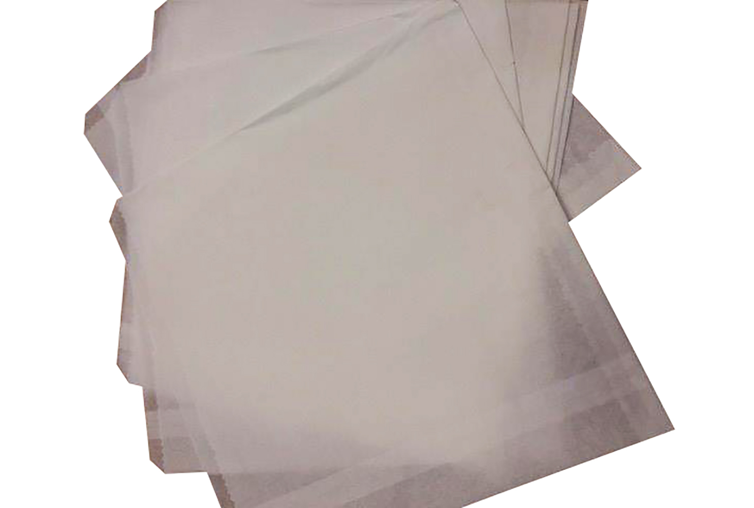 IMITATION GREASE PROOF BAGS 8.5X8.5
