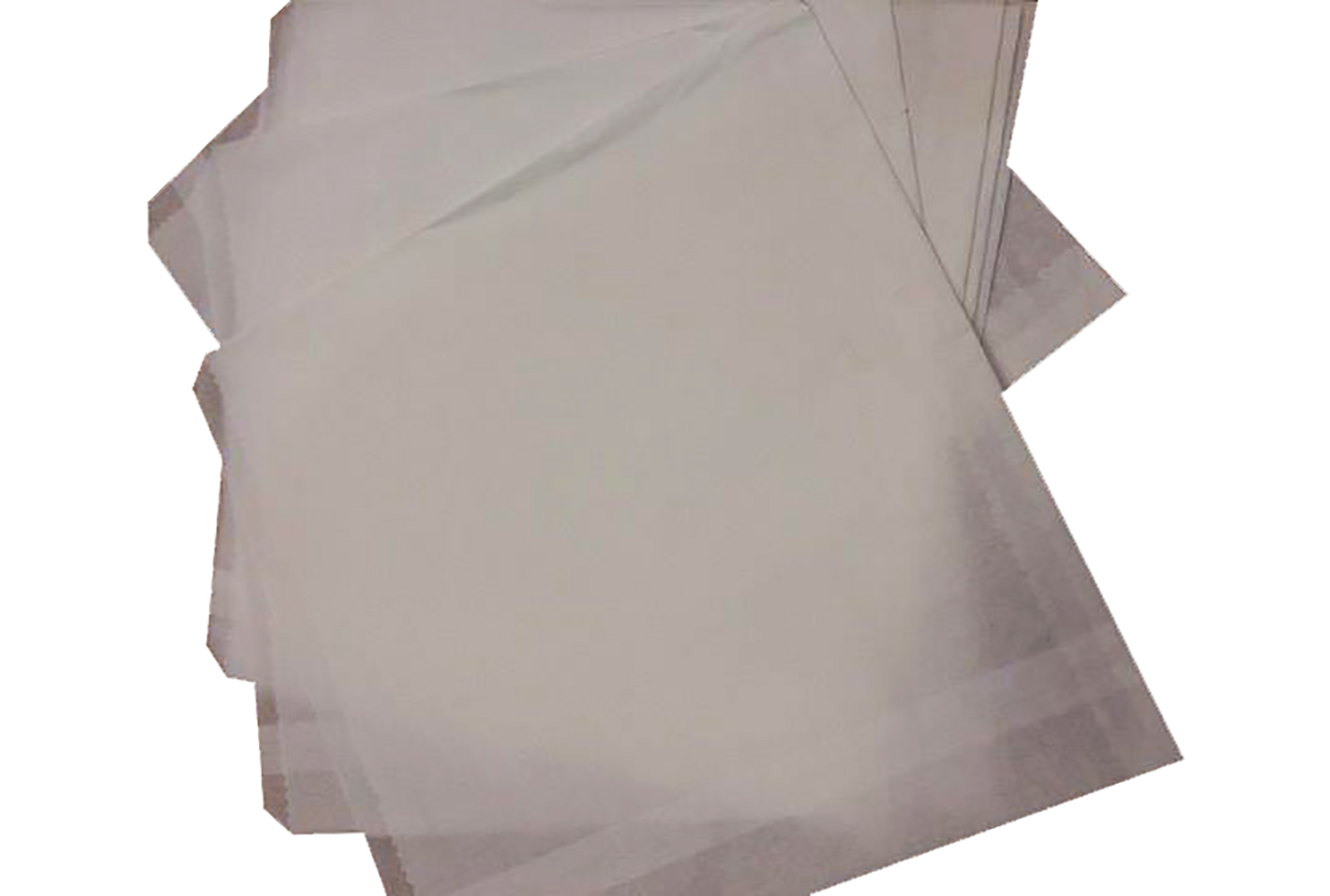 IMITATION GREASE PROOF BAGS 10X10
