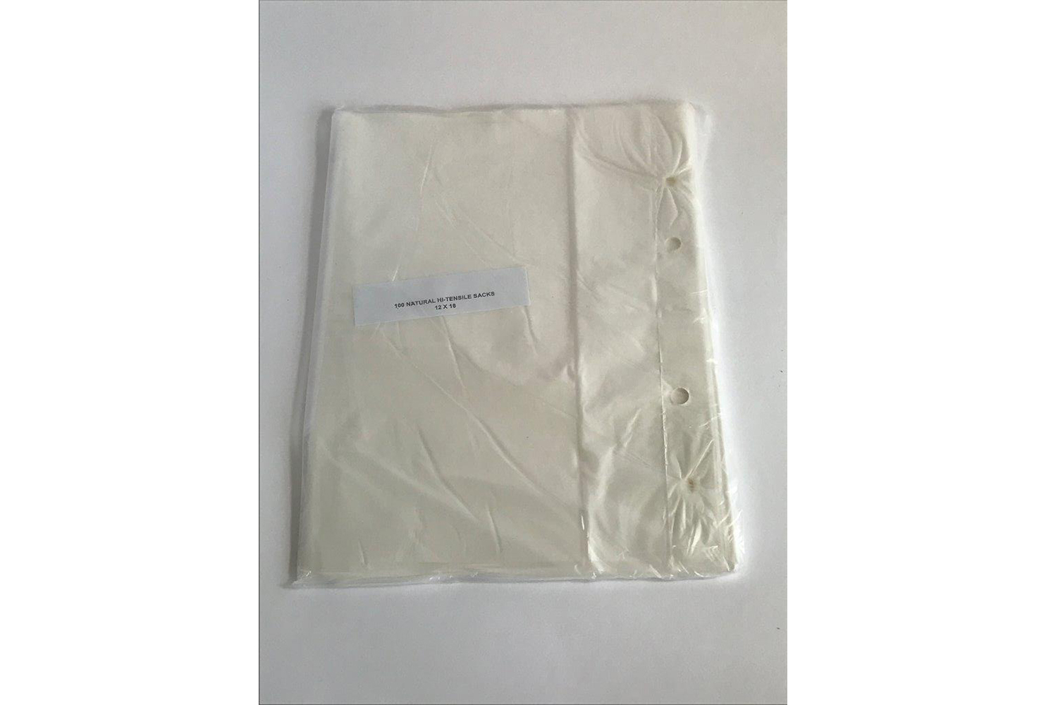 SUPERSTRONG HT BAGS 12X18