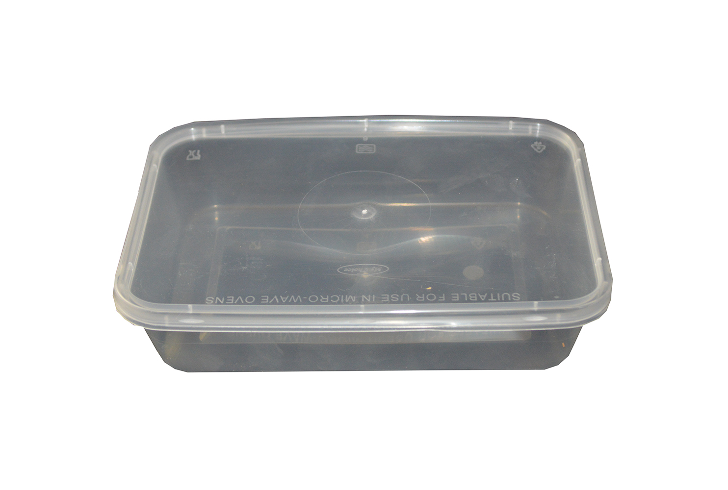 MICROWAVE CONTAINERS 650ml