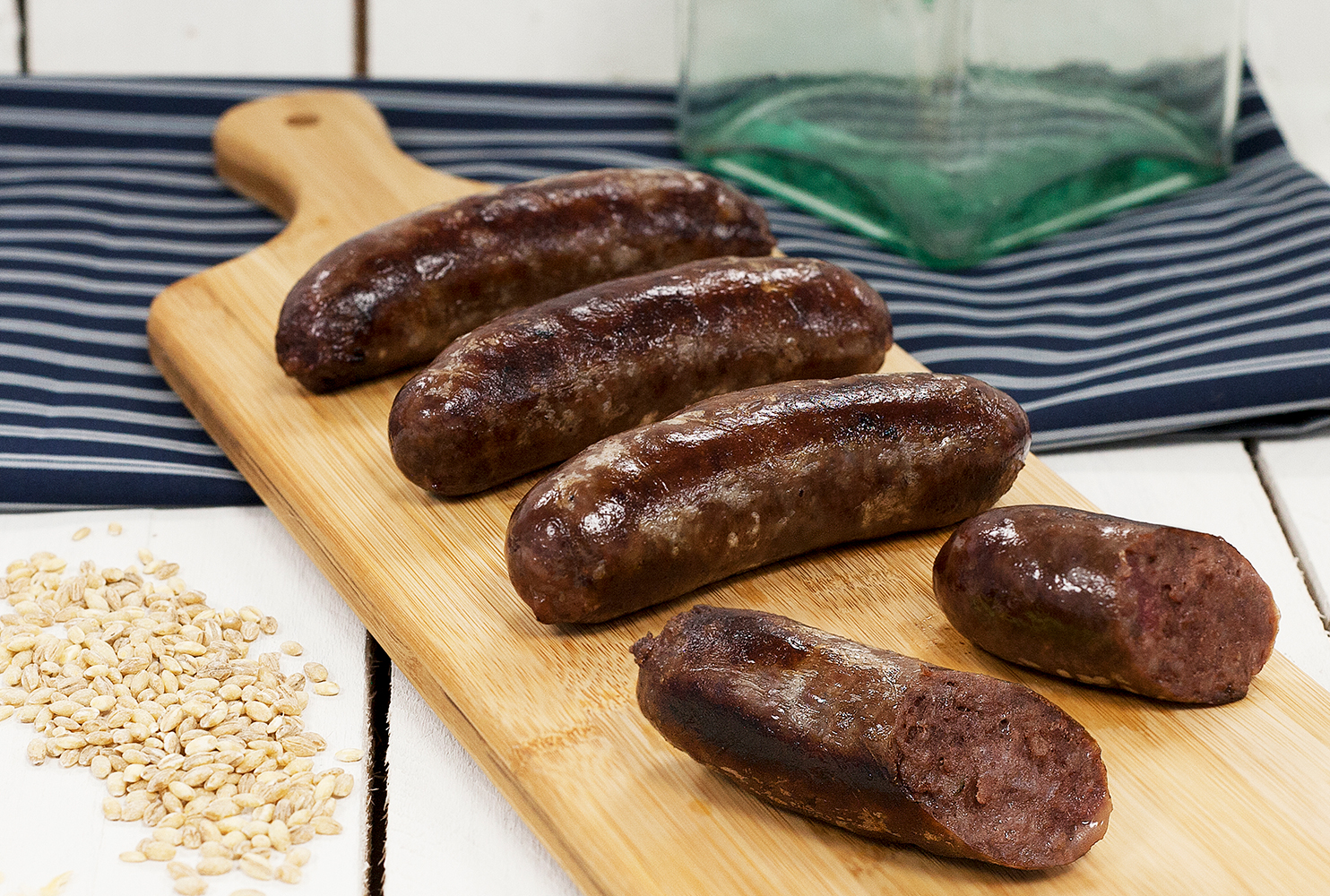 COUNTRY FAYRE BLACK PUDDING SAUSAGE MIX