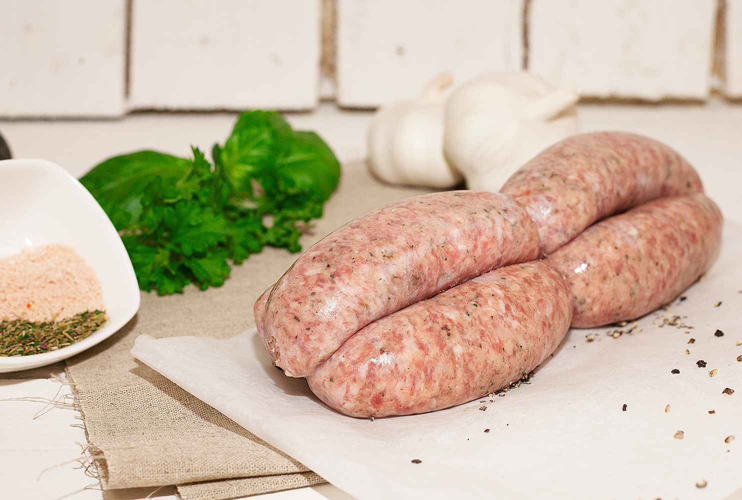 SIX NATIONS IRISH SAUSAGE MIX