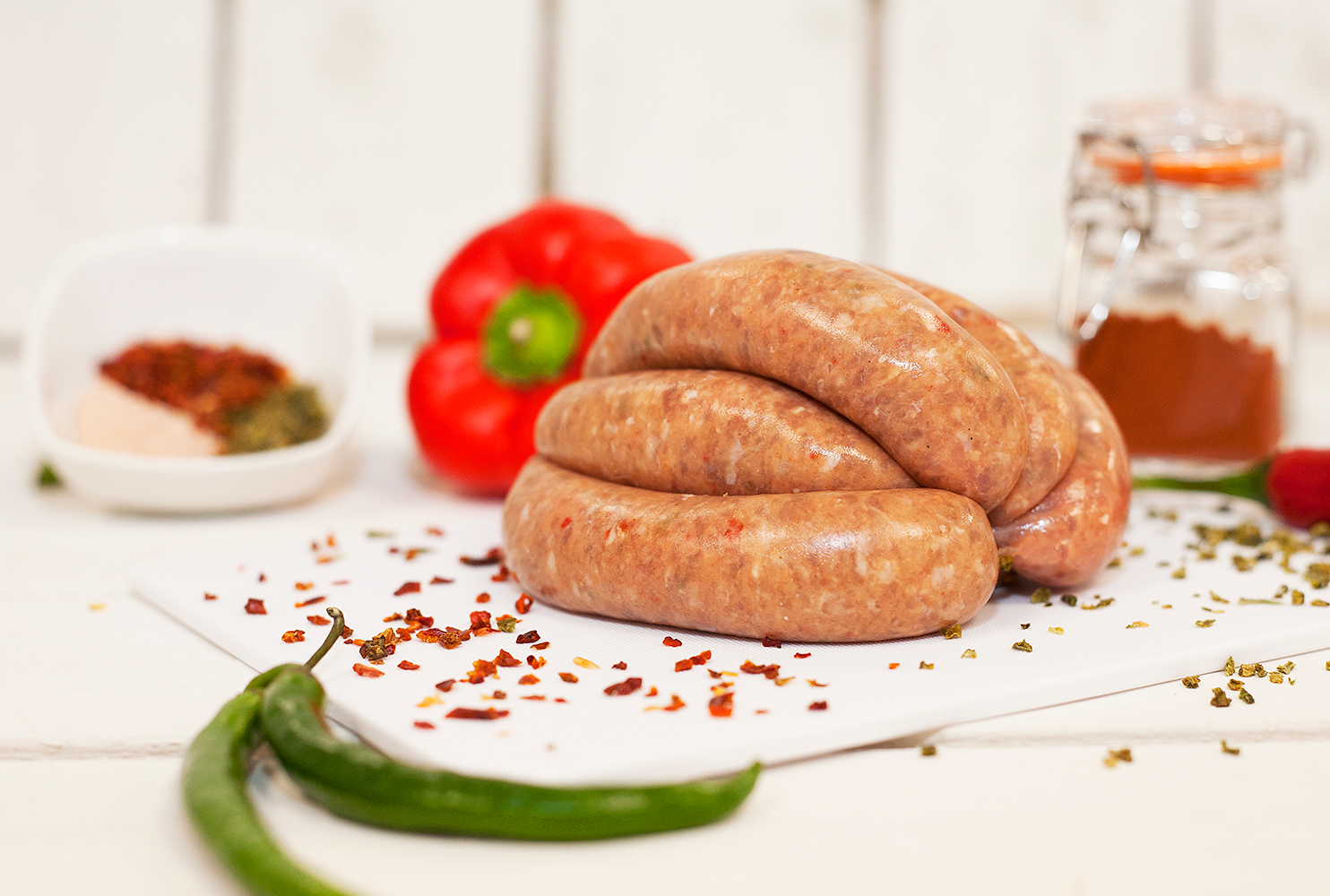 COUNTRY FAYRE PORK & CHILLI SAUSAGE MIX