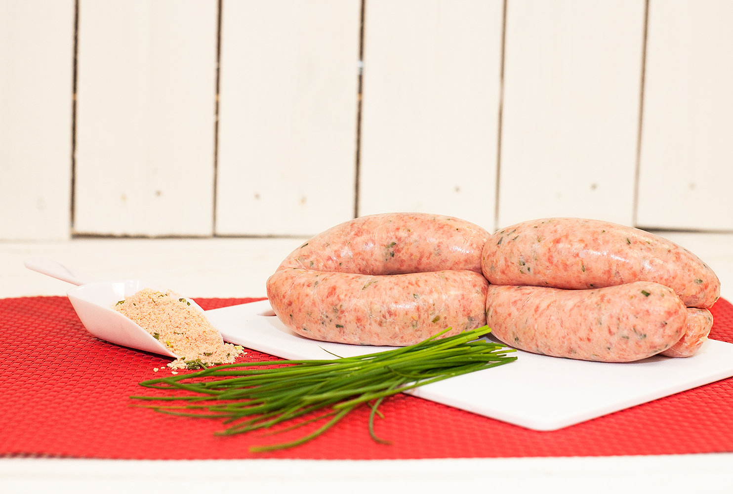 COUNTRY FAYRE PORK & CHIVE SAUSAGE MIX
