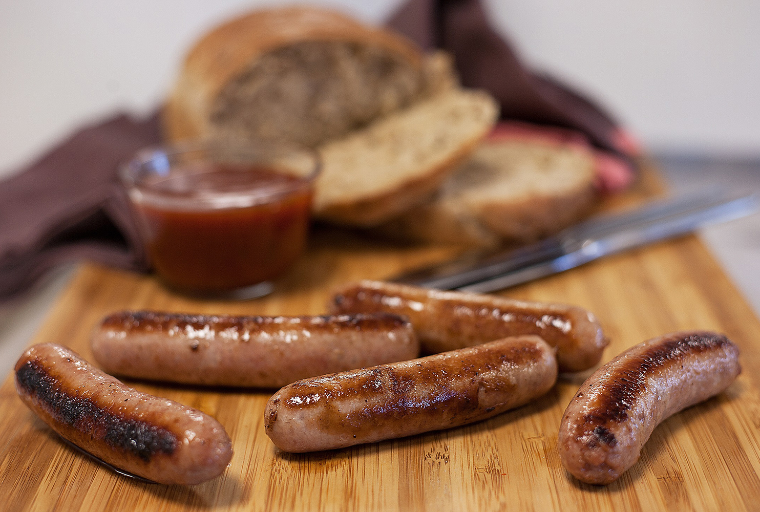COUNTRY FAYRE PLAIN PORK SAUSAGE MIX