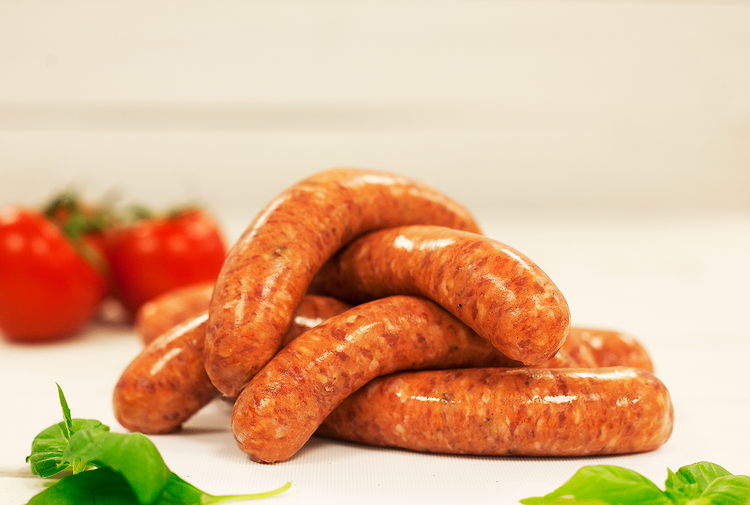 COUNTRY FAYRE PORK TOMATO & BASIL SAUSAGE MIX