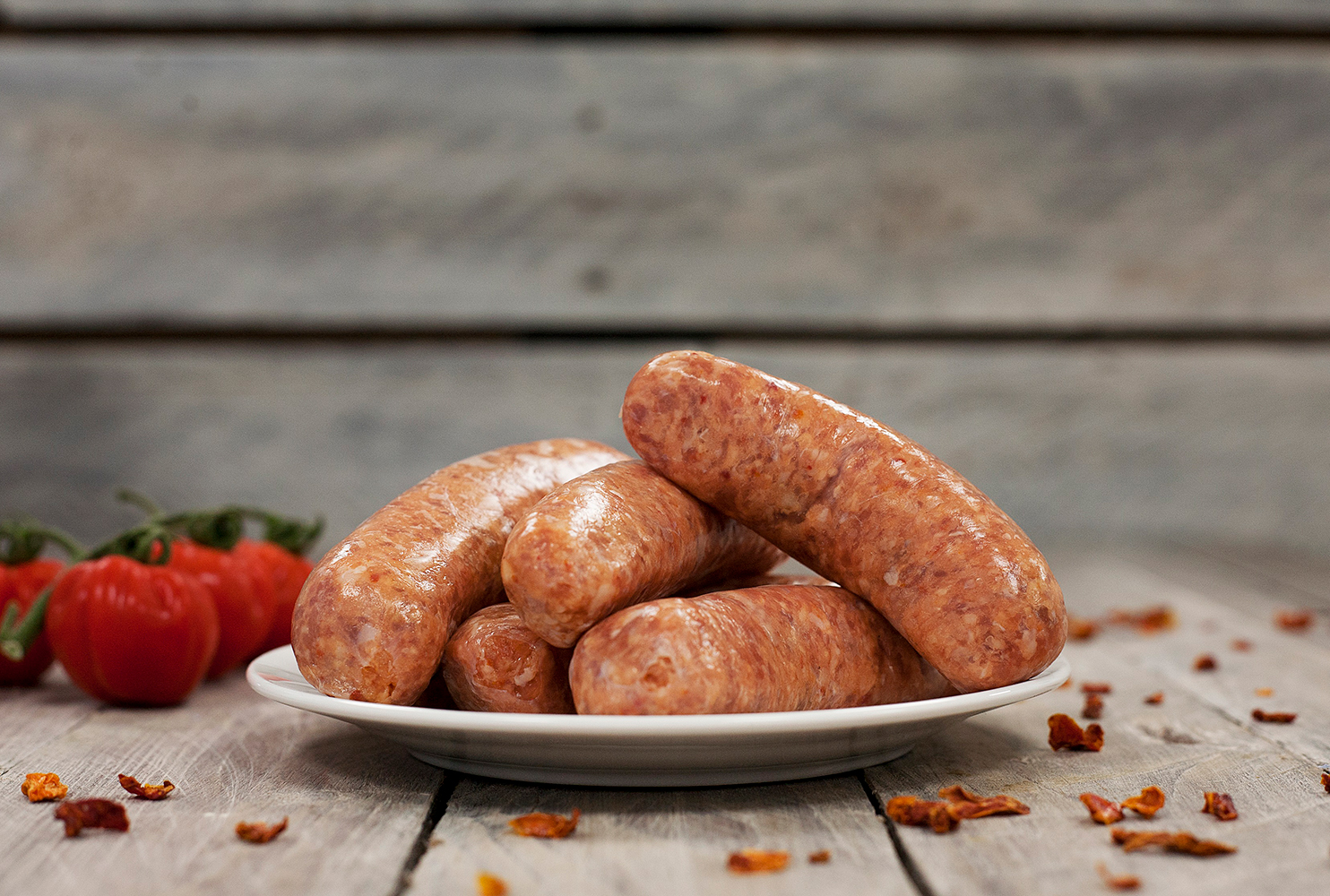 COUNTRY FAYRE PORK & TOMATO FLAVOUR SAUSAGE MIX