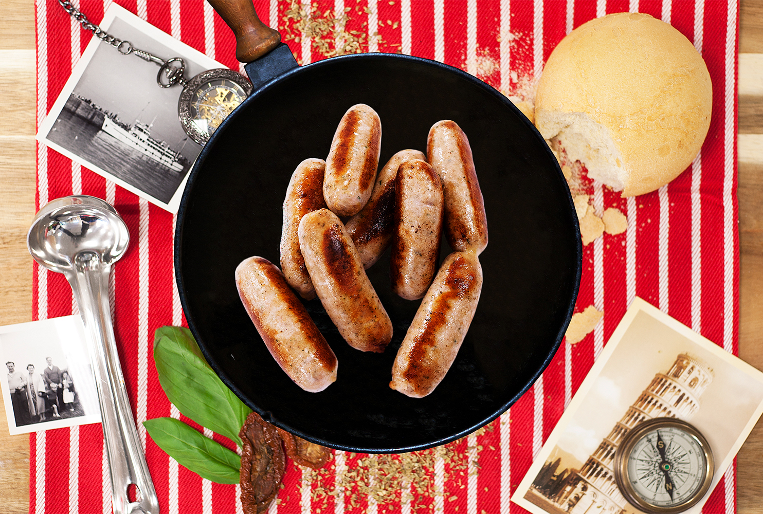 SIX NATIONS ITALIAN SAUSAGE MIX