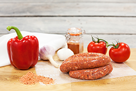 COUNTRY FAYRE CHORIZO FLAVOURED SAUSAGE MIX