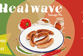 COUNTRY FAYRE HEATWAVE SAUSAGE MIX