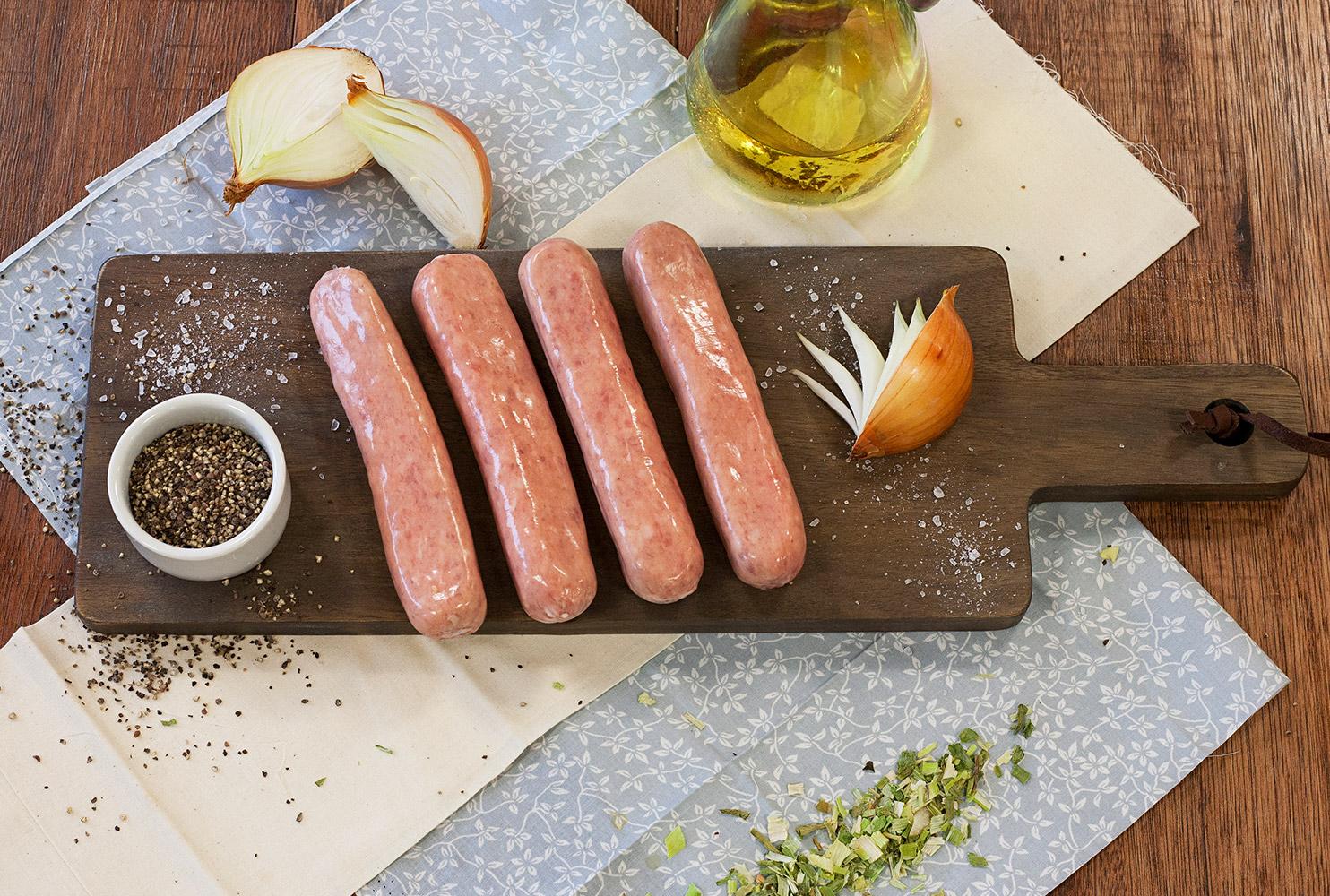 Gluten Free Sausage Mixes