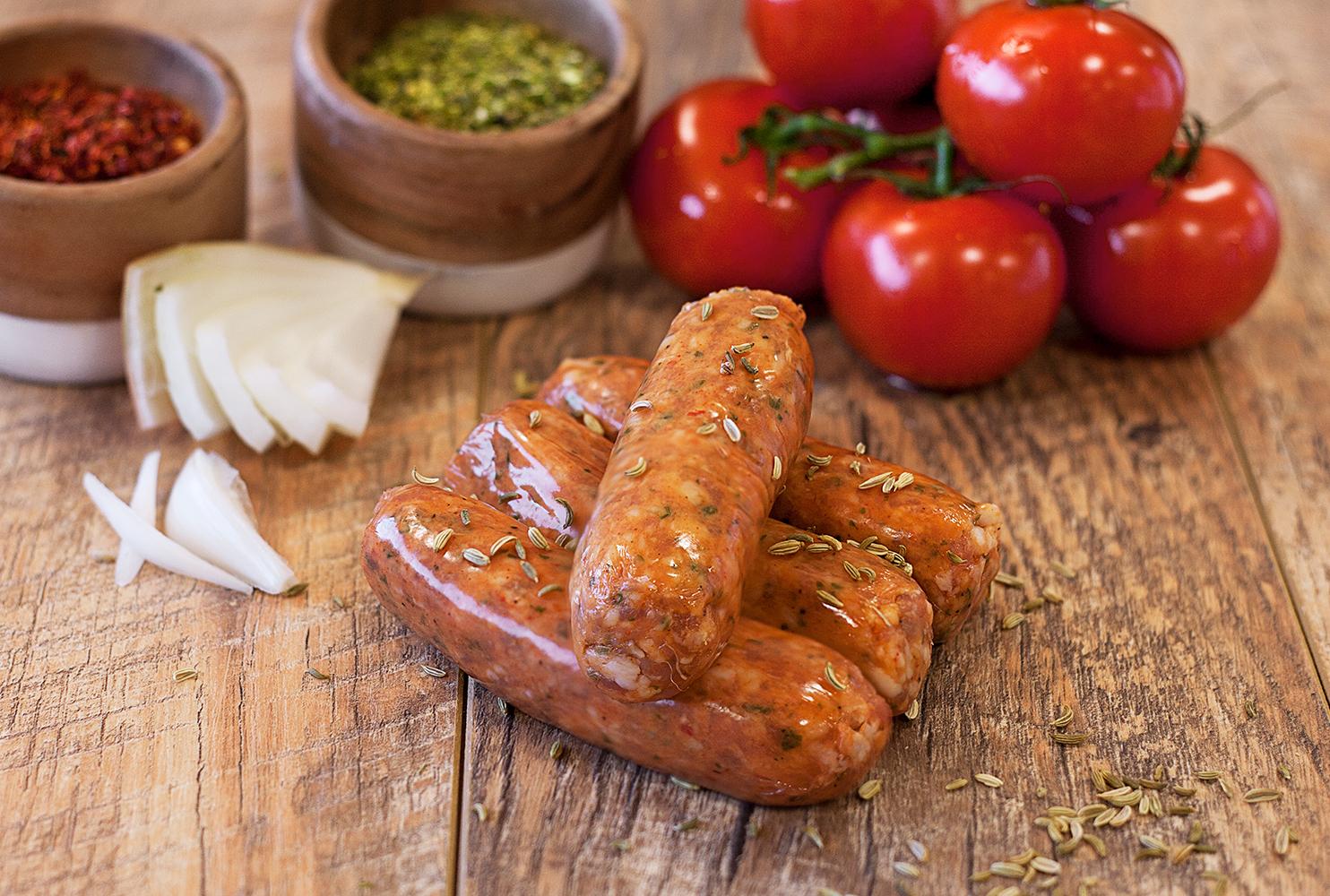 Desire <sup>®</sup> Sausage Mixes & Seasonings