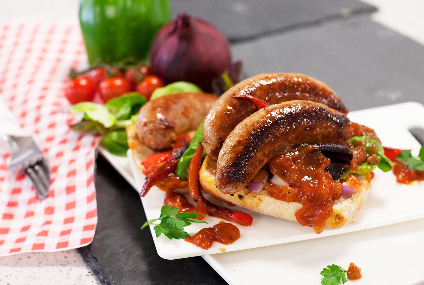 Gourmet Sausage Mixes
