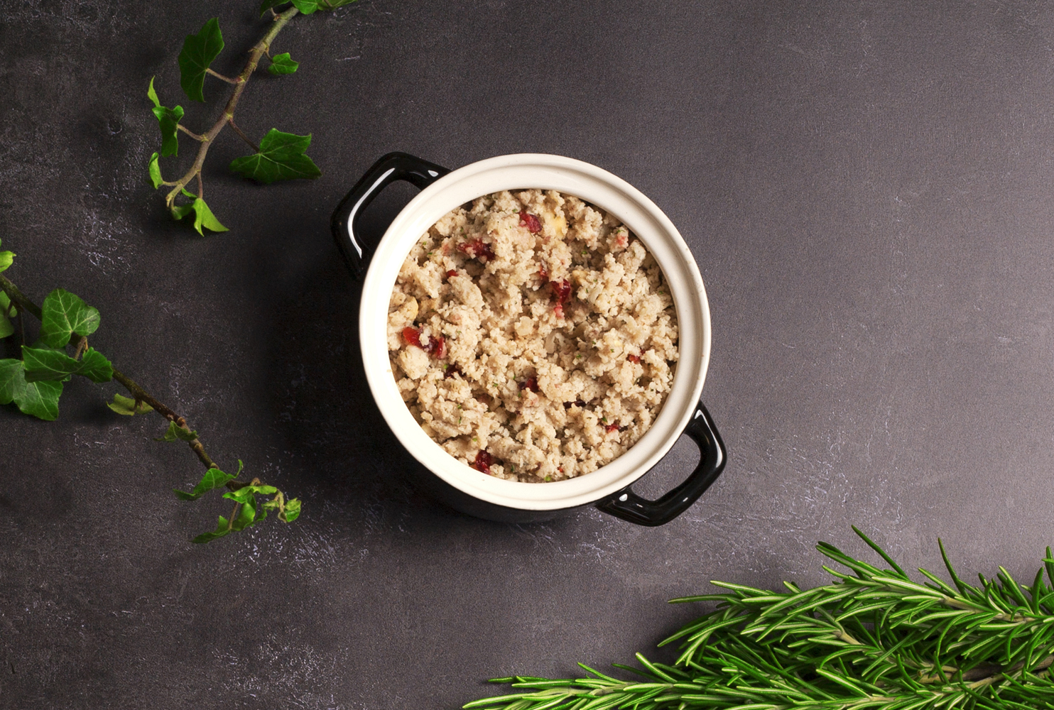 TYKE CRANBERRY & SPICED APPLE STUFFING MIX