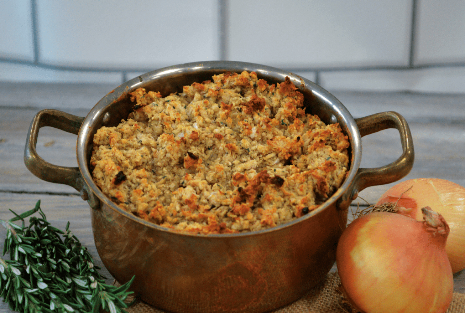 TYKE GLUTEN FREE SAGE & ONION STUFFING MIX
