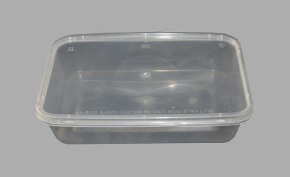 Microwaveable Trays